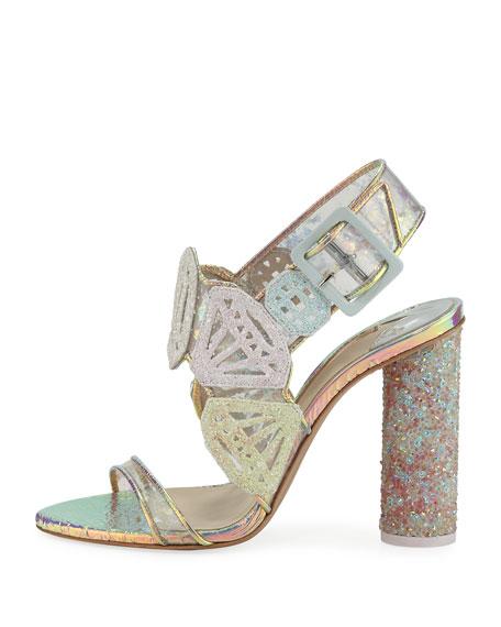 Diamond Girl Gem Sandal