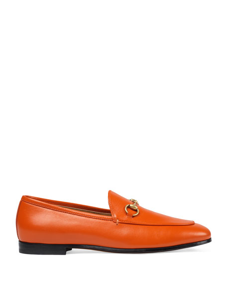 Flat Jordaan Leather Loafer