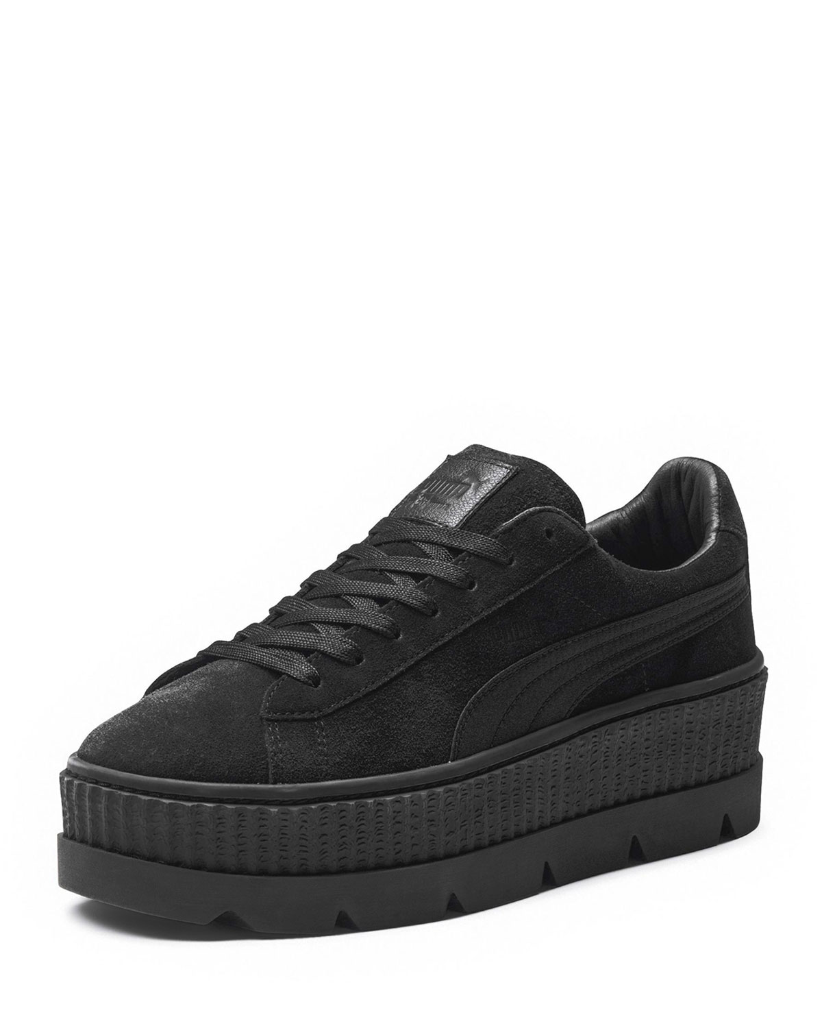 newest collection 037a8 84390 Fenty Puma by Rihanna Cleated Suede Creeper Sneaker