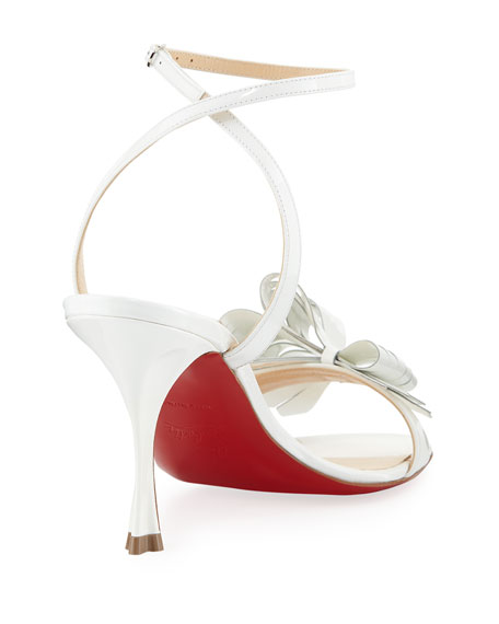 Miss Valois 85 Red Sole Sandal