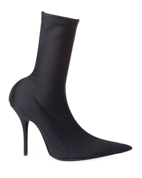 Stretch-Fabric 110mm Booties