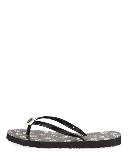 Tory Burch FLOWER FLIP FLOP