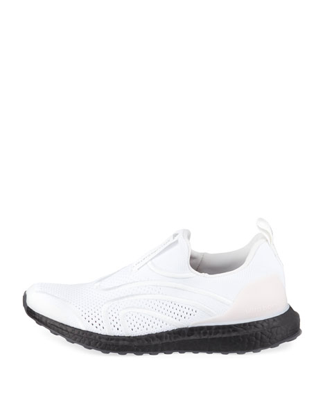 Ultra Boost Uncaged Fabric Sneakers, White/Stone