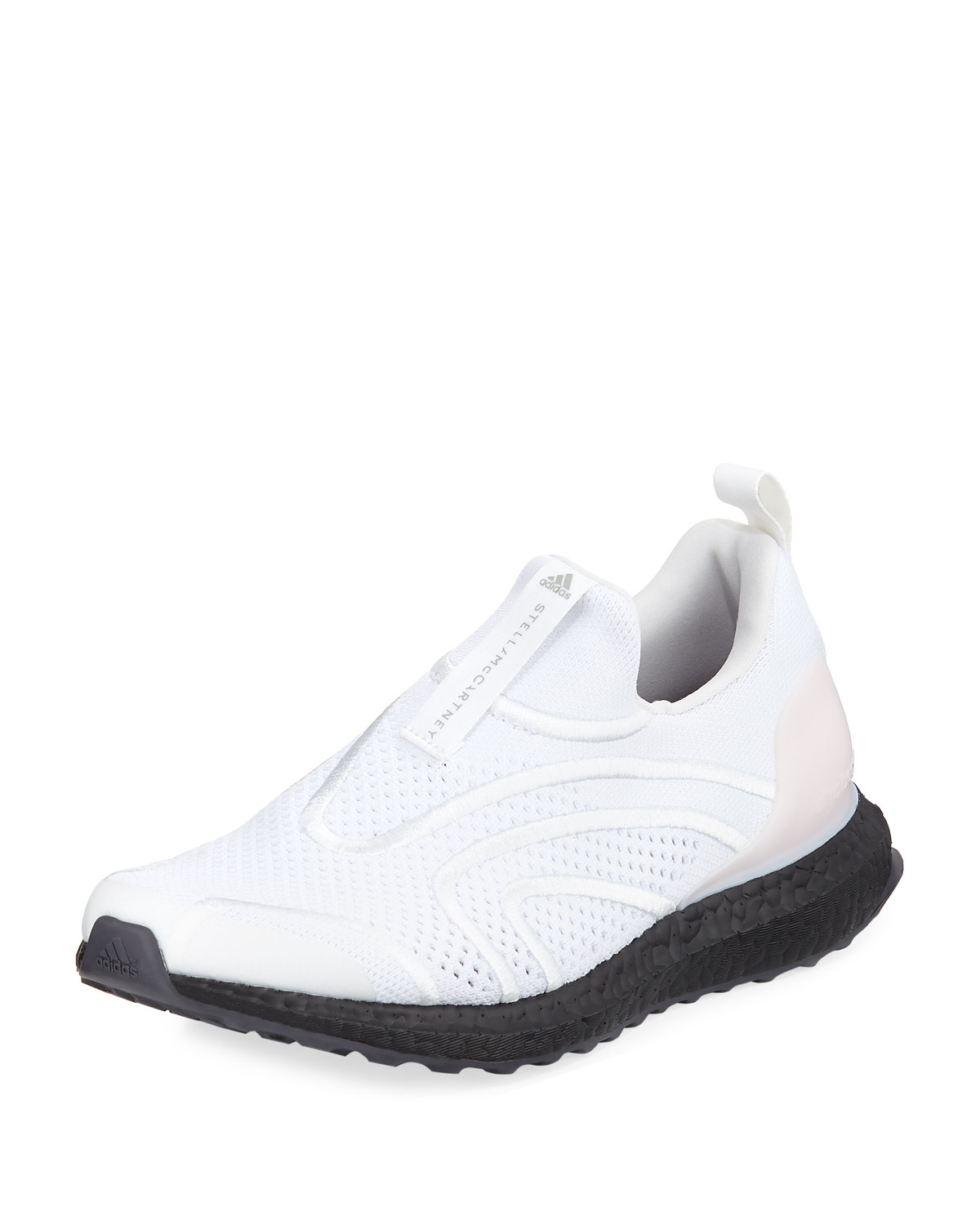 24741a2b7df5c adidas by Stella McCartney Ultra Boost Uncaged Fabric Sneakers ...