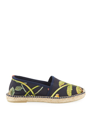 a761a20c Women's Espadrille Wedges, Flats & More at Neiman Marcus