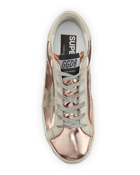 Superstar Metallic Platform Sneaker