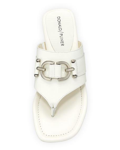 Kent Leather Thong Sandal