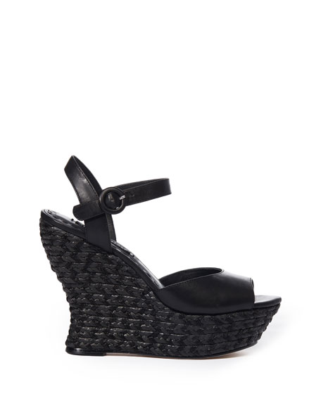 Jana Wedge Platform Sandal