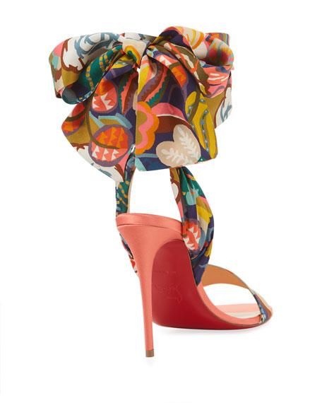 Sandale Du Desert Red Sole Sandal