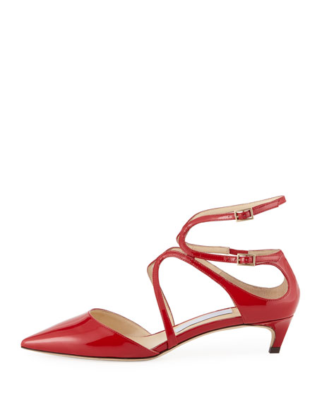 Lancer 35mm Patent Leather Pumps