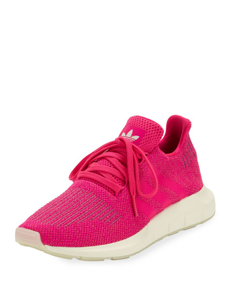 Adidas Swift Run Trainer Sneakers, Shock Pink