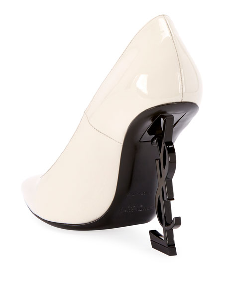 Patent 110mm YSL-Heel Pump