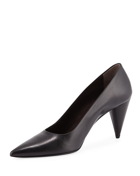 Pointed Cone-Heel Pump