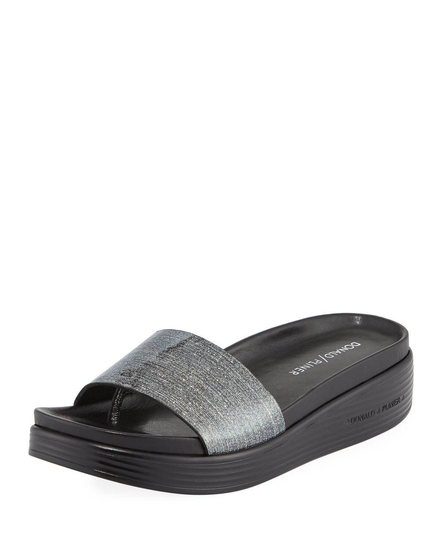 Donald J Pliner Fiji Sparkle Sandal Platform Sandal Sparkle 8c26f1