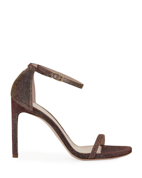 105NUDIST Nighttime Ankle-Wrap Sandals