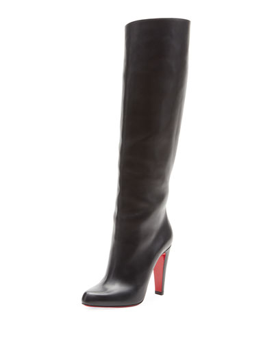Marmara Botta Red Sole Knee Boot