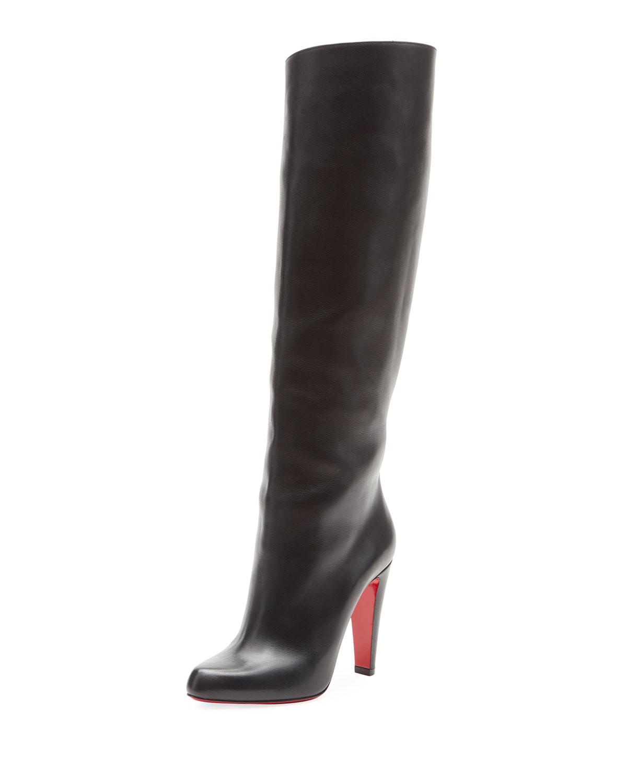 brand new ce83c e14d7 Marmara Botta Red Sole Knee Boot