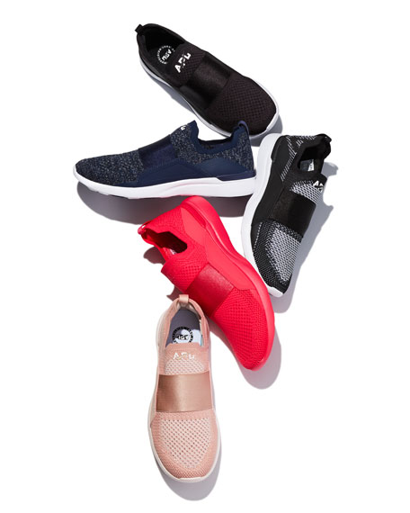 Techloom Bliss Mesh Sneakers
