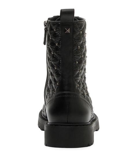 Rockstud Spike Combat Boot