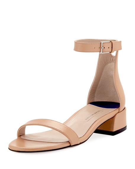 35LESSNUDIST Napa Leather City Sandal