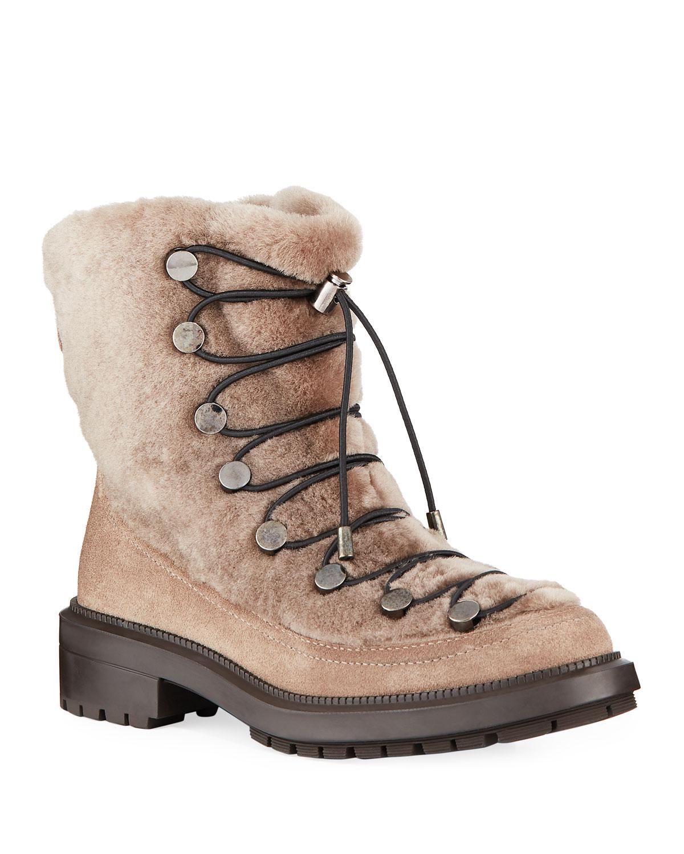 ef8f0c4a192b Aquatalia Lorena Shearling Boots