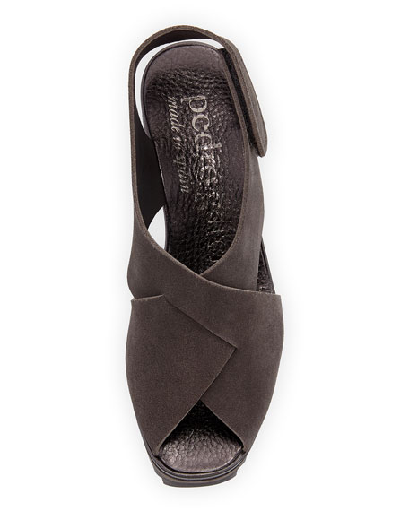 Fayre Platform Wedge Sandals