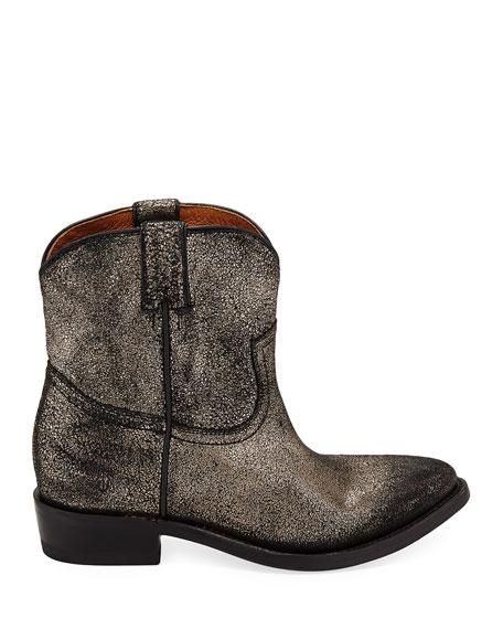 Billy Short Cowboy Boots