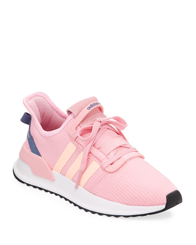U Path Knit Running Sneakers