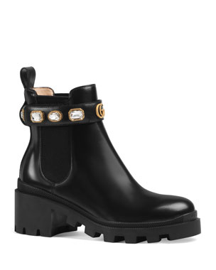 d95b342bfd3cbd Women's Designer Boots at Neiman Marcus