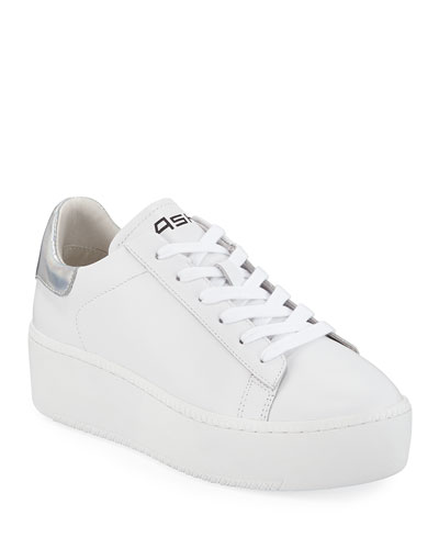 Cult Platform Lace Up Sneakers