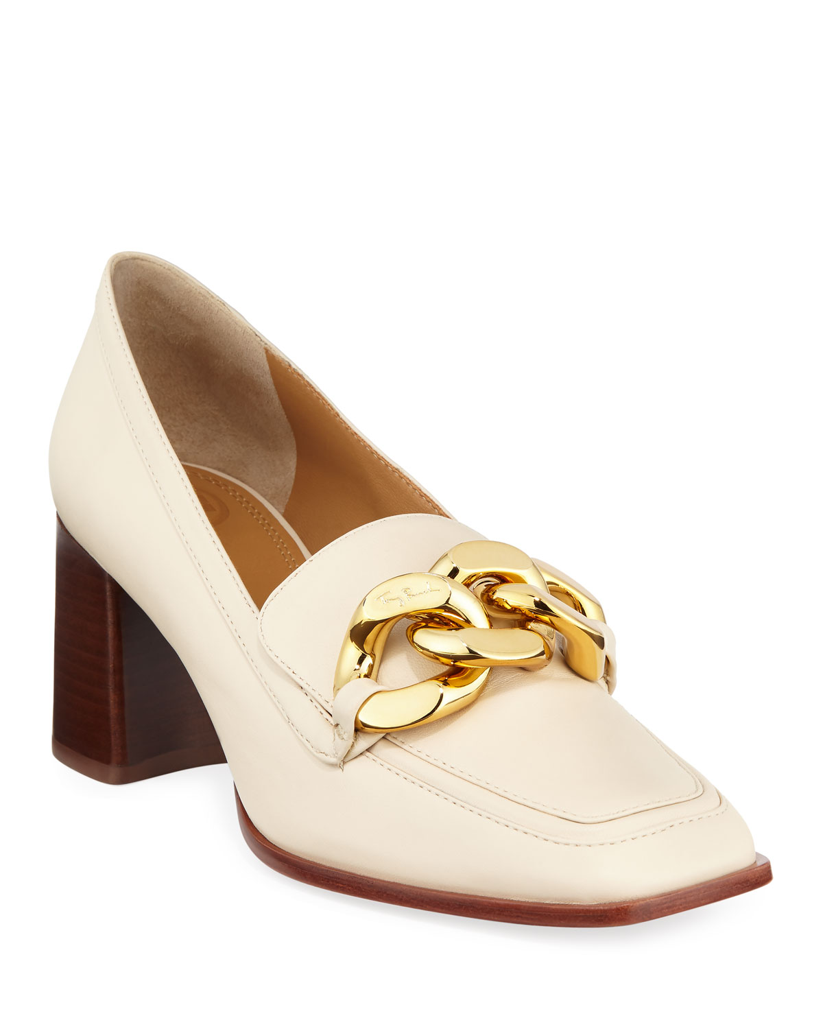 4ce6d85ed27 Tory Burch Adrien 65mm Loafer Pumps