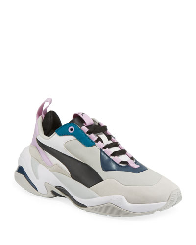eb2b4873893a Puma Thunder Rive Colorblock Sneakers from Neiman Marcus - Styhunt