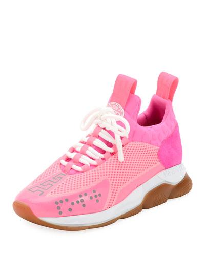 Neoprene Cross Chainer Sneakers