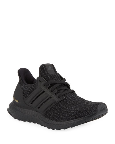 UltraBoost Lace-Up Knit Running Sneakers