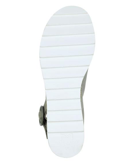 Marc Fisher LTD Glenna Suede Platform Sandals