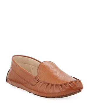 e653a32a81e Cole Haan Evelyn Leather Moccasin Drivers