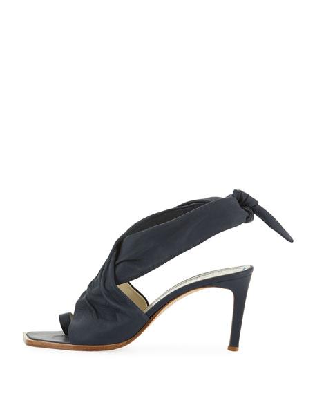 Tibi Axel Glove Leather Sandals