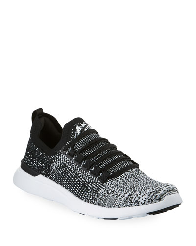 Techloom Breeze Knit Mesh Running Sneakers