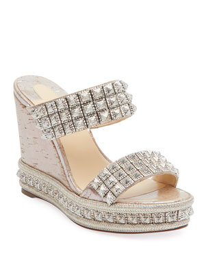 fc028143379 Women's Espadrille Wedges, Flats & More at Neiman Marcus