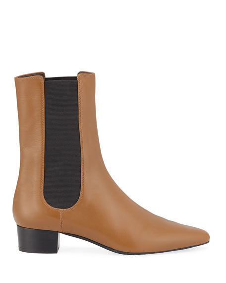 THE ROW British Boots
