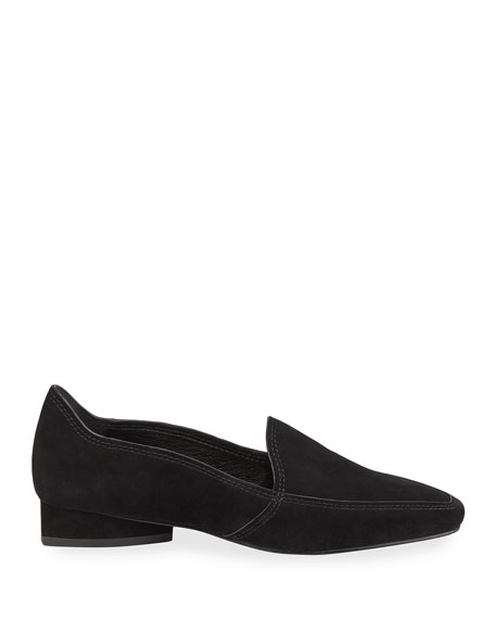 Donald J Pliner Icon Classic Suede Loafers