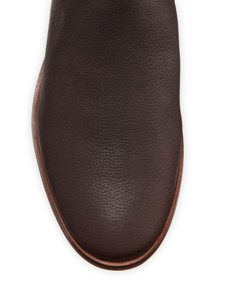 Cole Haan Lilah Leather Buckle Booties