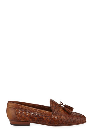 Women S Flats Loafers At Neiman Marcus