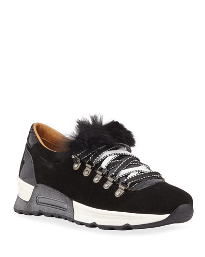 Paden Lace-Up Sneakers