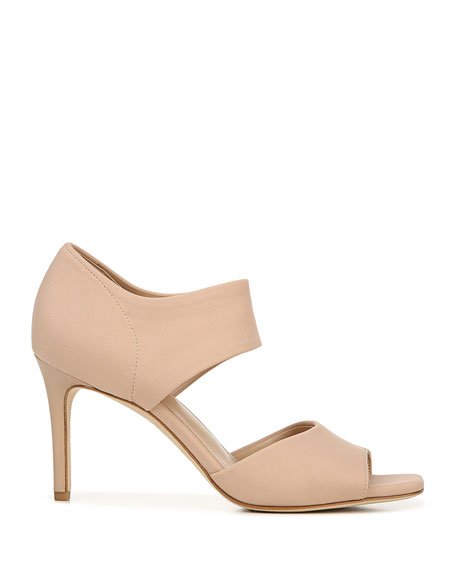 Via Spiga Tamie Stretch Ankle-Cuff Sandals