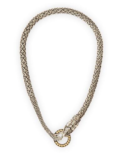 John Hardy Naga Dragon Necklace