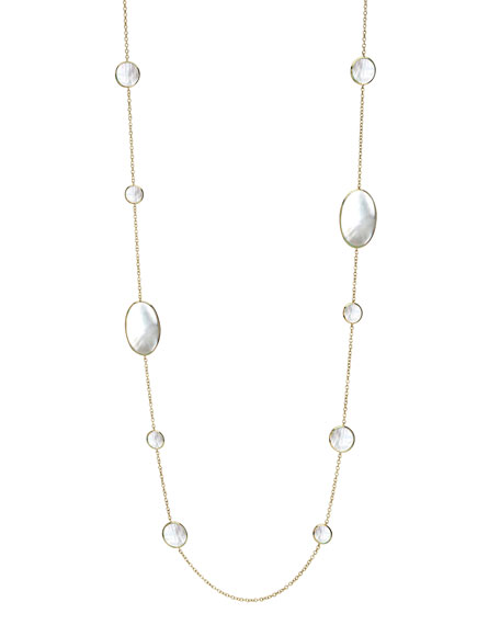Ippolita Mother-of-Pearl Chain Necklace