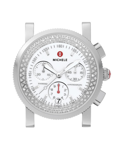 Sport Sail Diamond Watch Head