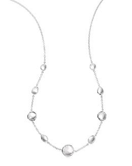 "Ippolita Wonderland Quartz Necklace, 18""L"
