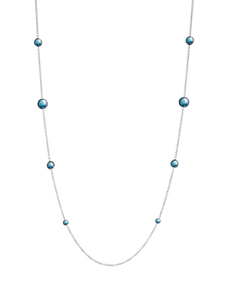 Ippolita Lollipop London Topaz Necklace, 38